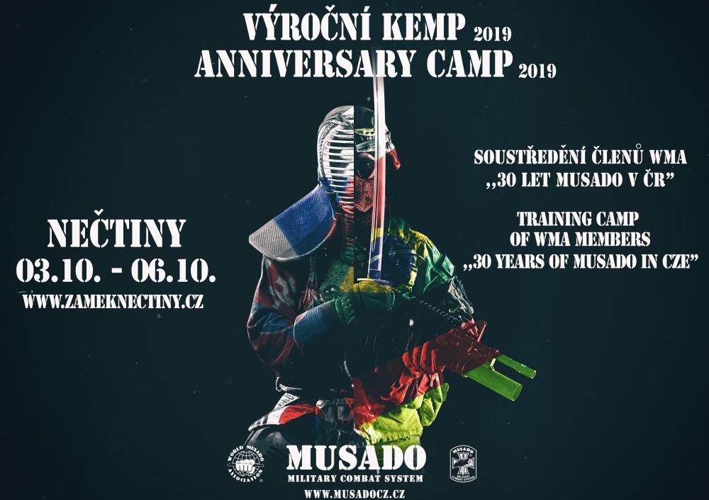 Nábor MUSADO CAMP 30