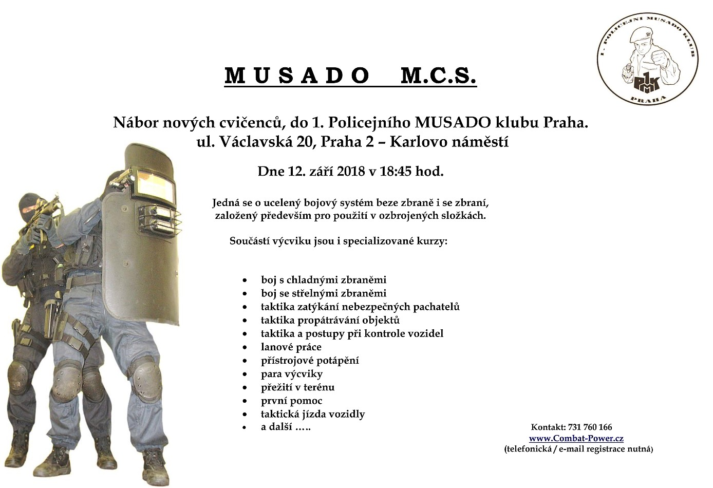 Recruitment MUSADO P2