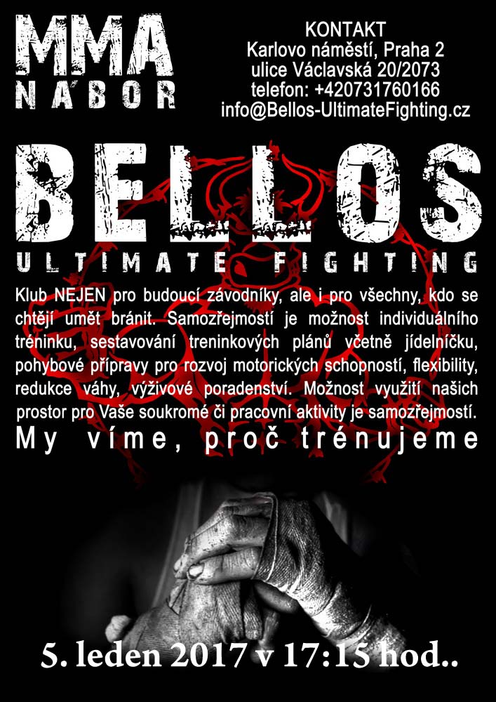 Nábor Bellos MMA